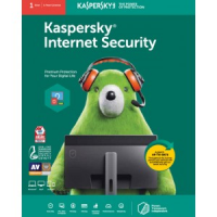 Kaspersky Internet Security (1 User   1 Year License)